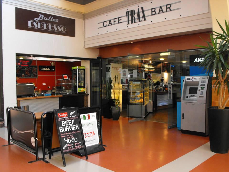Trax Cafe & Bar
