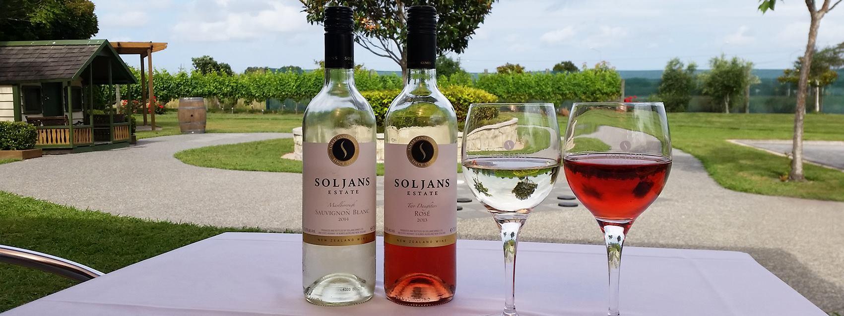 Soljans Estate Winery (Kumeu)