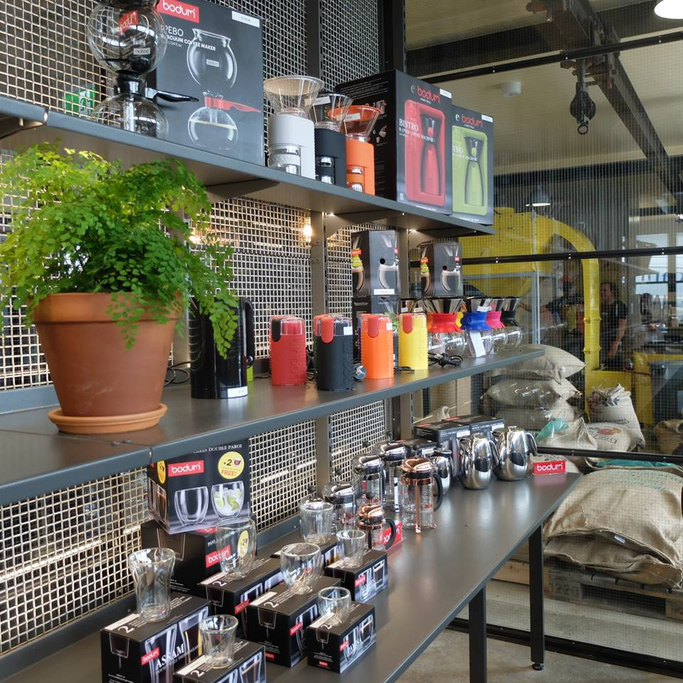 The NZ Coffee Co.