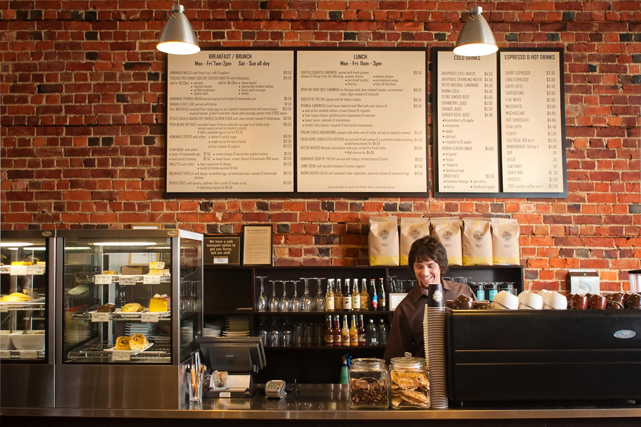 Nectar Espresso Bar + Cafe