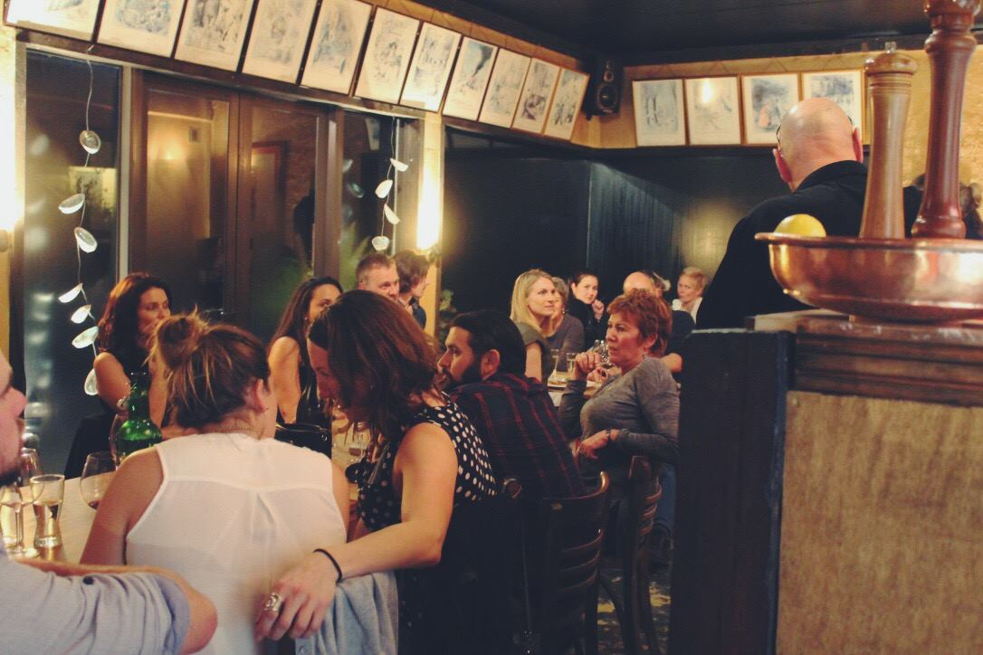 Vknow Restaurant & Wine Bar