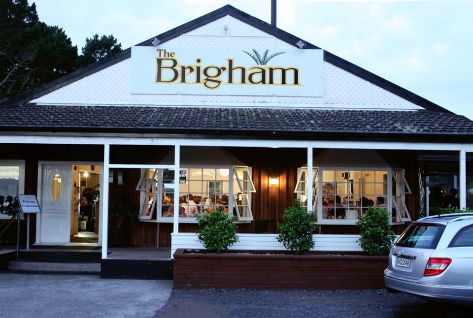 The Brigham Restaurant & Cafe