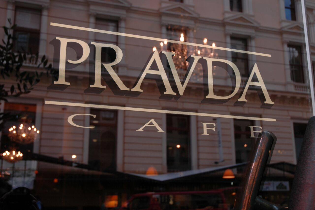Pravda Cafe & Grill