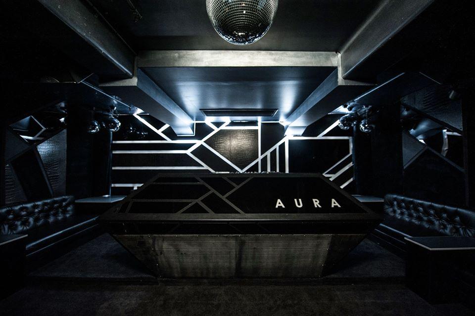 AURA HOUSE CLUB