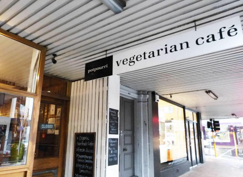 Potpourri Vegetarian Cafe
