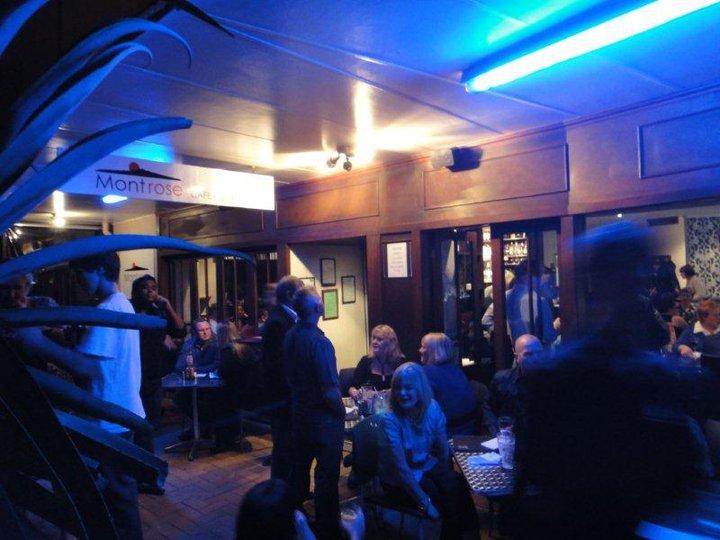 Montrose Cafe Bistro and Bar