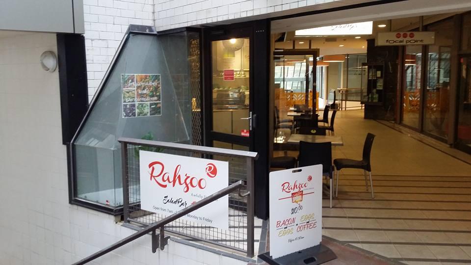Rahzoo Cafe n Salad Bar