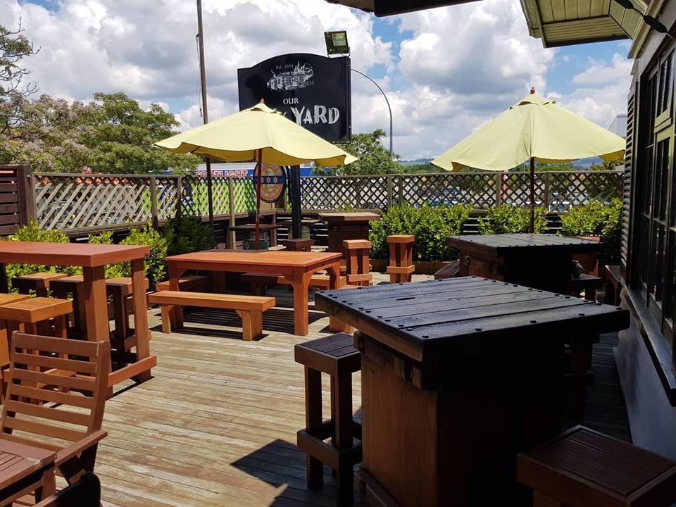 Our Backyard Pub