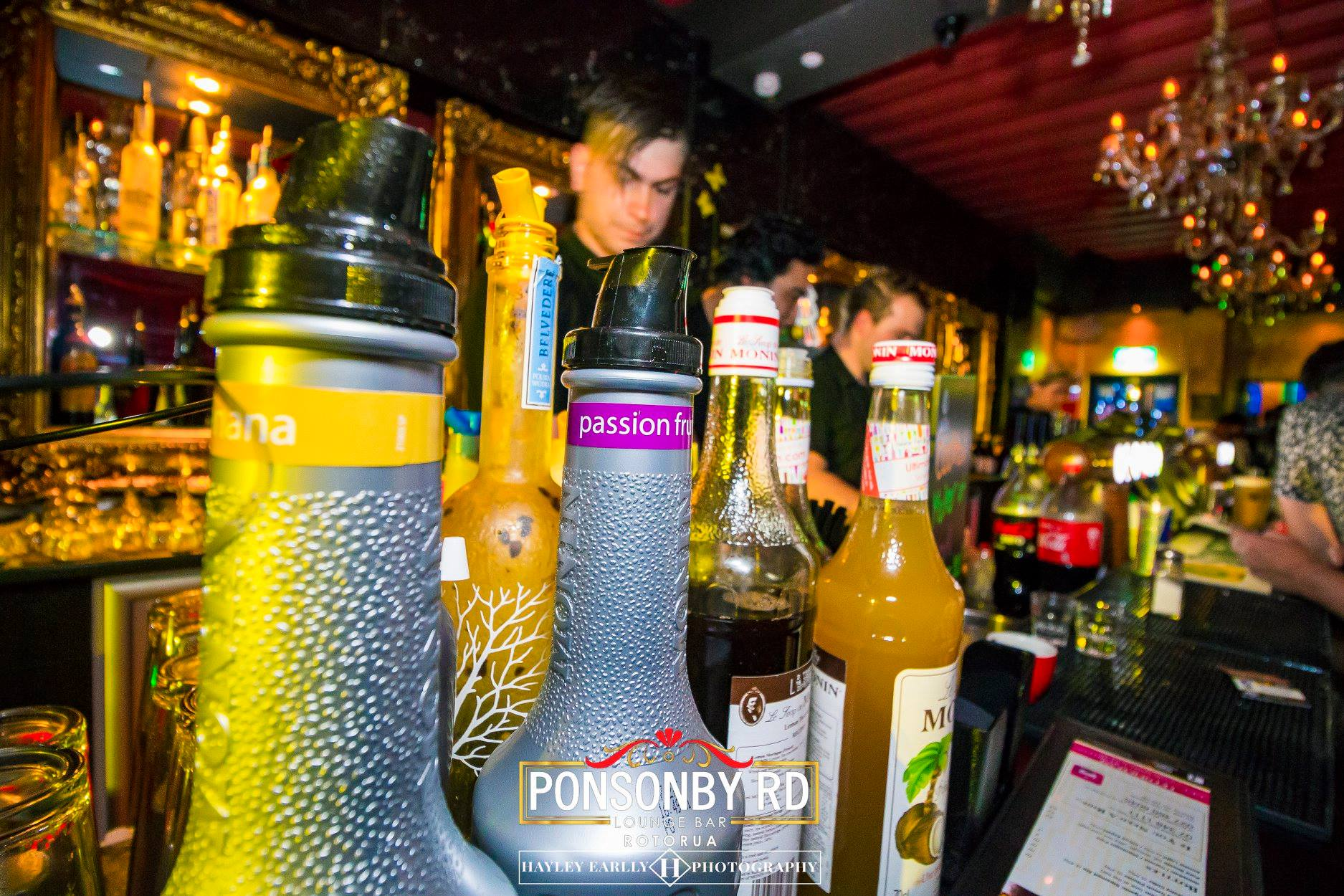 Ponsonby Rd Lounge Bar