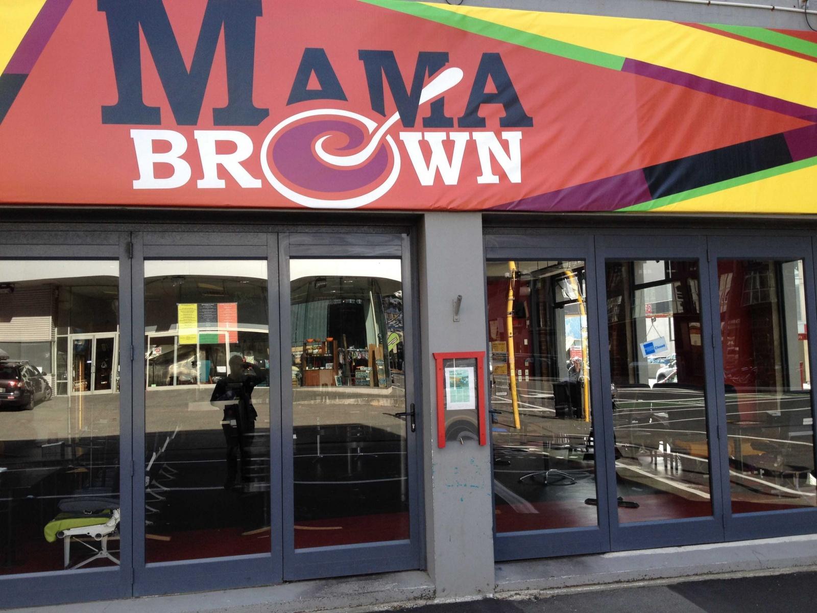 Mama Brown