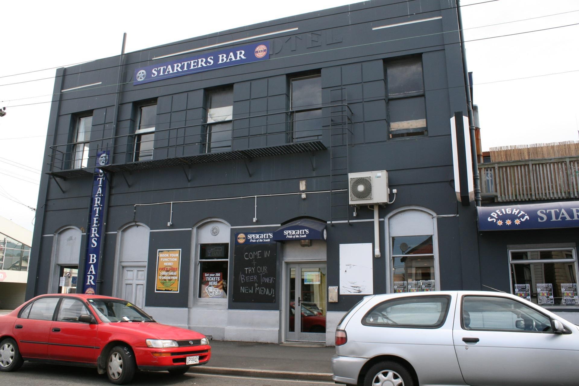 Starters Bar