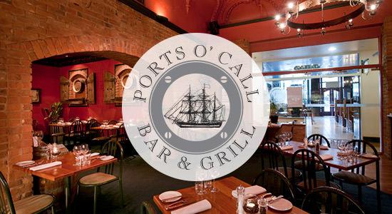 Ports O Call Bar & Grill