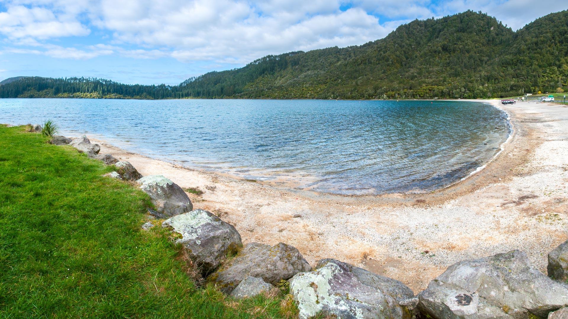 Blue Lake Track