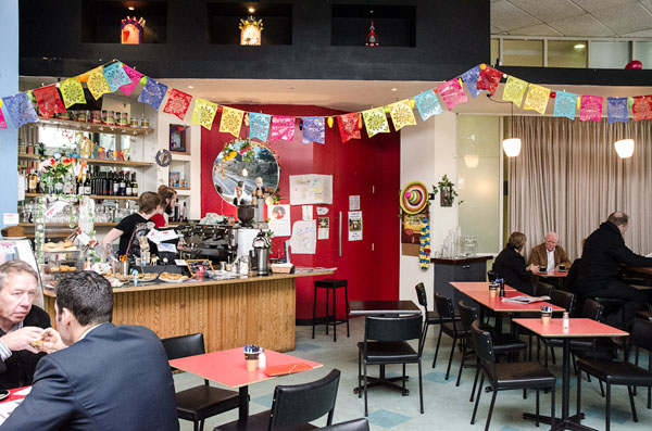 Thunderbird Cafe