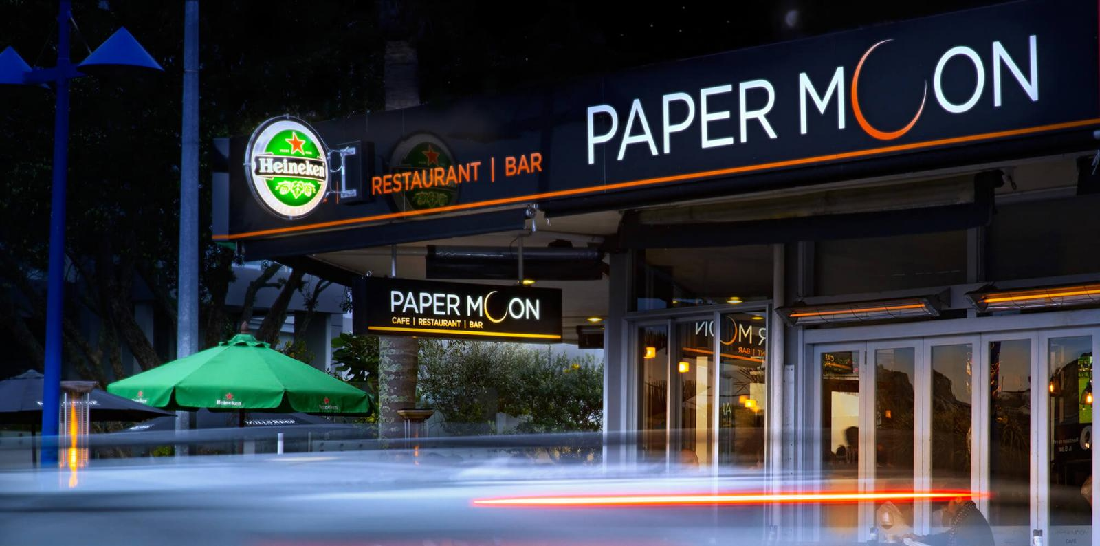 Paper Moon Cafe and Bar