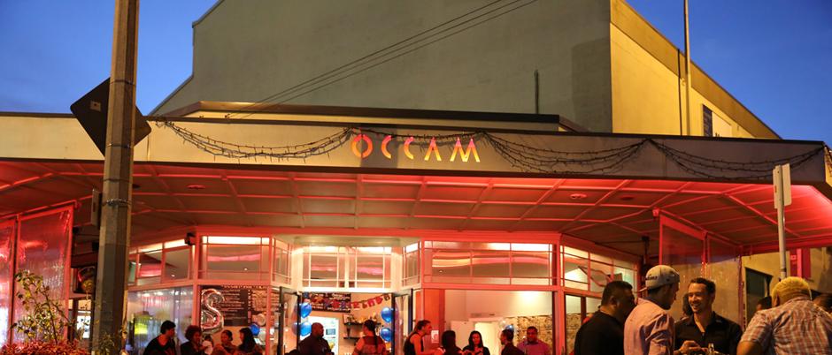 Occam Espresso Bar Kitchen