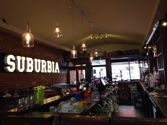 Suburbia Eatery & Nightlife