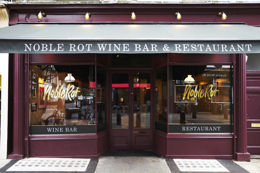 Noble Rot Wine Bar